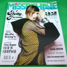 MISSBEHAVE MAGAZINE Autumn 2006 Premiere Issue NELLY FURTADO Regina Spektor