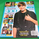 JUSTIN BIEBER Life Story Collector's Edition 2011 Full Color NEW & UNREAD COPY!