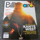 BILLBOARD MAGAZINE August 11, 2007 KANYE WEST COVER Amy Winehouse IRV GOTTI