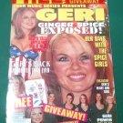 TEEN MUSIC MAGAZINE 1999 Bagged/Unopened w/ UNCUT Ginger Spice PAPER DOLLS Geri