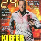 24 THE OFFICIAL MAGAZINE #6 March/April 2007 KIEFER SUTHERLAND INTERVIEW