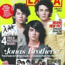 COSMO GIRL EXTRA Summer 2008 JONAS BROTHERS COLLECTOR'S EDITION - Green Cover