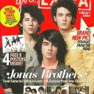 COSMO GIRL EXTRA Summer 2008 JONAS BROTHERS COLLECTOR'S EDITION - Red Cover