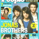 PEOPLE SPECIAL COLLECTOR'S EDITION June 2008 All About the Jonas Brothers