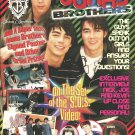 FACES PRESENTS THE JONAS BROTHERS September 2007 Nick Joe & Kevin Interviews