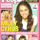 PEOPLE SPECIAL COLLECTOR'S EDITION July 2008 MILEY CYRUS Hannah Montana