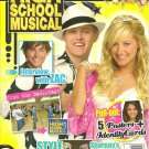 DISNEY HIGH SCHOOL MUSICAL The Official Magazine January 2007 ZAC EFRON Sharpay