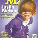 MAD MAGAZINE #508 April 2011 JUSTIN BIEBER Mad Men SARAH PALIN Obama TRUMP