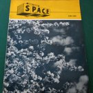 SPACE MAGAZINE Copyright © June 1950 Hyster Company FORK LIFTS Lift Trucks