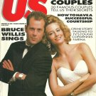 US MAGAZINE February 23, 1987 BRUCE WILLIS & CYBILL SHEPHERD Dennis Farina