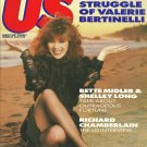 US MAGAZINE March 9, 1987 VALERIE BERTINELLI Jill Ireland DWEEZIL ZAPPA