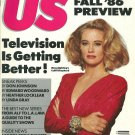 US MAGAZINE September 22, 1986 FALL '86 PREVIEW Cybill Shepherd LUCILLE BALL