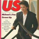 US MAGAZINE April 18, 1988 MICHAEL J FOX Bruce Springsteen CHER Parker Stevenson