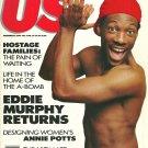 US MAGAZINE December 15, 1986 EDDIE MURPHY Annie Potts RAUL JULIA Linda Hamilton