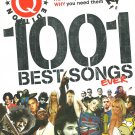 Q Special Edition Magazine - 1001 BEST SONGS EVER - New & Unread Copy!