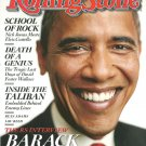 ROLLING STONE MAGAZINE October 30, 2008 BARACK OBAMA Elvis Costello NICK JONAS
