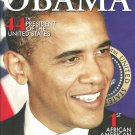 Historical Collector's Edition BARACK OBAMA 2008 Beautiful Full-Color Magazine