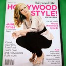 Hollywood Life Presents HOLLYWOOD STYLE September/October 2007 JULIA STILES
