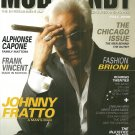 MOB CANDY MAGAZINE Fall 2008 JOHNNY FRATTO Frank Vincent AL CAPONE New Copy!!!