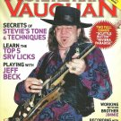 Guitar Player Magazine Special HOW TO PLAY LIKE STEVIE RAY VAUGHAN 2008 New Copy
