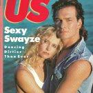US MAGAZINE February 22, 1988 PATRICK SWAYZE & LISA NIEMI Kelly McGillis VANITY