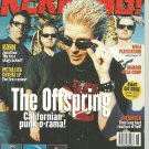 KERRANG! MAGAZINE, November 14, 1998 THE OFFSPRING Korn METALLICA Bon Jovi