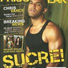 PRISON BREAK THE OFFICIAL MAGAZINE Issue #8 February/March 2008 NEW UNREAD COPY!