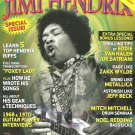 Guitar Player Classic Lessons Series HOW TO PLAY LIKE JIMI HENDRIX Magazine 2008
