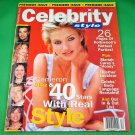 CELEBRITY STYLE MAGAZINE December 1998 PREMIERE ISSUE Cameron Diaz NEW COPY!