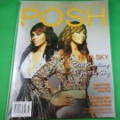POSH MAGAZINE Spring 2009 Caribbean Entertainment & Lifestyle NINA SKY New Copy!