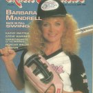MUSIC CITY NEWS June 1988 BARBARA MANDRELL Kathy Mattea STEVE WARINER Canyon