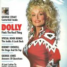 COUNTRY MUSIC MAGAZINE September/October 1989 DOLLY PARTON George Strait JUDDS