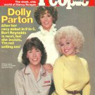PEOPLE WEEKLY MAGAZINE January 19, 1981 DOLLY PARTON Lily Tomlin JANE FONDA