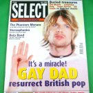 SELECT MAGAZINE Music and Beyond July 1999 GAY DAD Star Wars STEREOPHONICS New!!