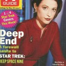 TV GUIDE MAGAZINE May 29 to June 4, 1999 STAR TREK NANA VISITOR New Unread Copy!