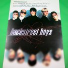 QUIT PLAYING GAMES (WITH MY HEART) Original Sheet Music BACKSTREET BOYS © 1997