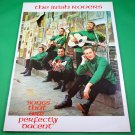 THE IRISH ROVERS Songs That Are Perfectly Dacent SONG BOOK 1970 Easy Play PHOTOS