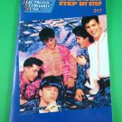 NEW KIDS ON THE BLOCK NKOTB Easy Electronic Keyboard Song Book STEP BY STEP 1990