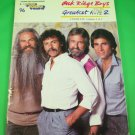 OAK RIDGE BOYS GREATST HITS 2 E-Z Play Today Song Book #96 © 1980s Vol. 1 & 2