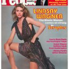 PEOPLE MAGAZINE March 3, 1980 LINDSAY WAGNER Nancy Grigor MARIANNE FAITHFUL