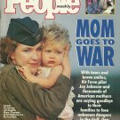 PEOPLE MAGAZINE September 10, 1990 MOM GOES TO WAR Stevie Ray Vaughan BERT PARKS