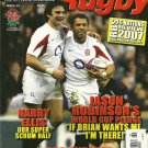ENGLAND RUGBY MAGAZINE Issue #22 2007 HARRY ELLIS Jason Robinson RON ANDREW