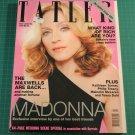 TATLER MAGAZINE April 2000 MADONNA EXCLUSIVE INTERVIEW Kathleen Turner