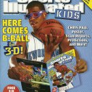 SPORTS ILLUSTRATED KIDS SI KIDS November 2008 Dwight Howard got milk? 3D CARDS