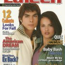 LATEEN MAGAZINE Fall 2007 BABY BASH Oscar de la Hoya ANA ORTIZ Paula DeAnda