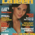 LATEEN MAGAZINE Winter 2008 FRANCIA RAISA Pitbull VANESSA HUDGENS Alisa Reyes