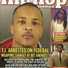HIP HOP WEEKLY Vol. 2 #22 T.I. ARRESTED ON FEDERAL WEAPONS CHARGES Weezy DENZEL