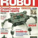 ROBOT MAGAZINE Spring 2007 Fly RC Special Issue Hobby Science Consumer Robotics