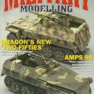"MILITARY MODELLING MAGAZINE #8 July/August 1999 Dragon's New ""Two-Fifties"""