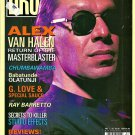 DRUM MAGAZINE March/April 1998 ALEX VAN HALEN Chumbawamba BABATUNDE OLATUNJI